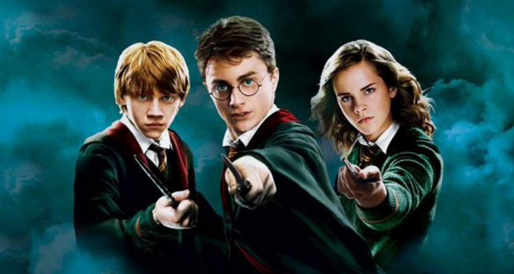 16 personality types as Harry Potter Characters