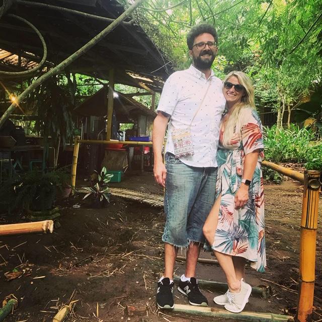 ENFJ INTP Relationship: Ellen and Brandon in Chiang Rai