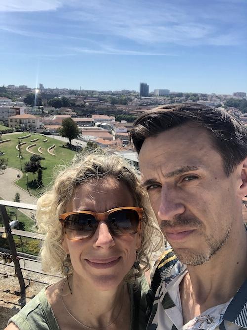 ENFJ - INFJ Relationships: Indy and Ben in Portugal