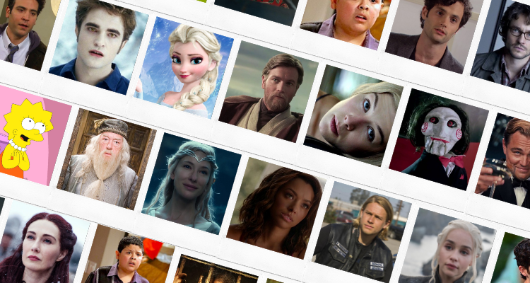 Fictional characters with the INFJ personality type