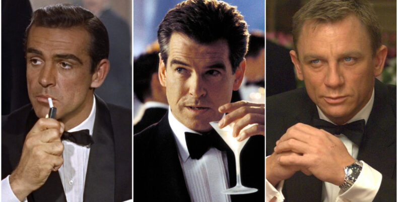 The Personality Types of the Most Iconic James Bond Characters